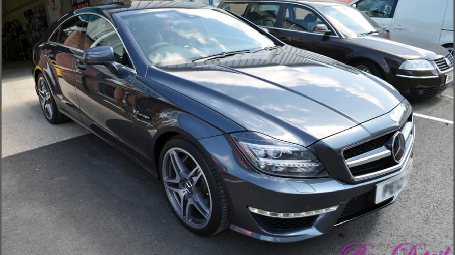 Mercedes tenorite grey