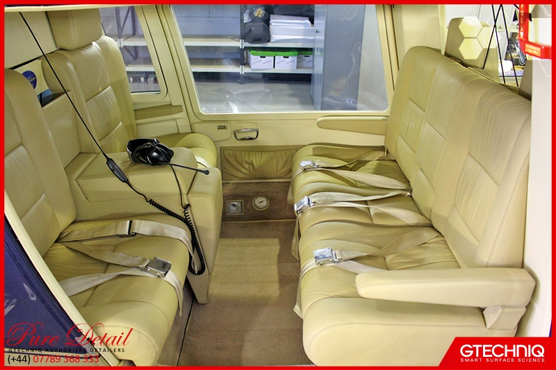 Interior Detail Complete Leather Reconditioning Repair Pure Detail Gtechniq Paint Correction